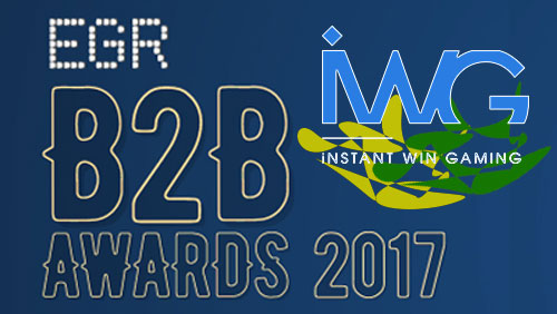 IWG receives debut nomination at prestigious EGR B2B Awards 2017