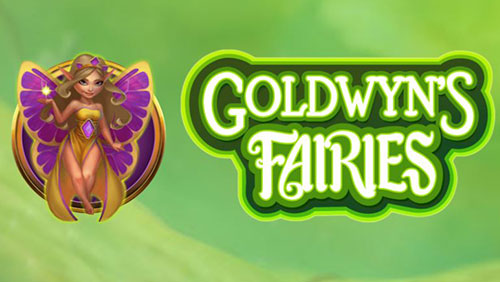 Just For The Win (JFTW) set to release their first ever game, Goldwyn's Fairies, to Microgaming and Quickfire operators