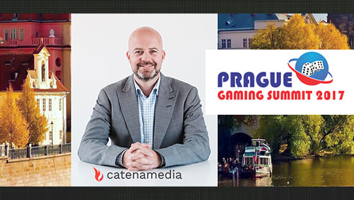 Klas Winberg (Catena Media) is set to join the Affiliate panel at Prague Gaming Summit