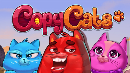 NetEnt sharpens its claws with release of latest title Copy Cats