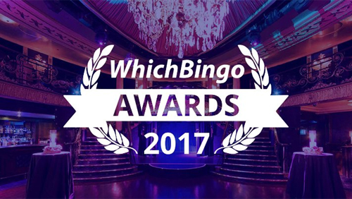 Online bingo Players - cast your votes for the WhichBingo Awards 2017