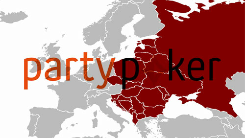 Partypoker surges deeper into Eastern Europe with new sponsorship deal
