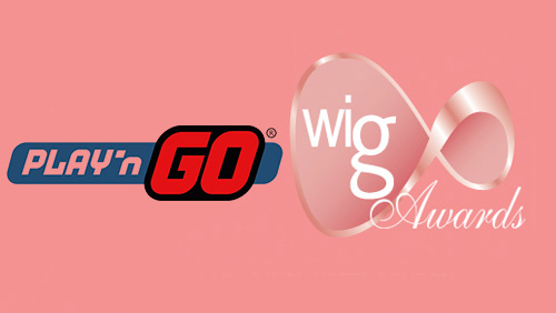 Play'n GO victorious at 8th Women in Gaming Awards