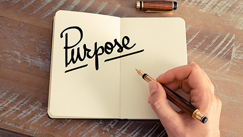 Pokerography: finding your purpose in poker
