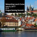 Prague Gaming Summit announces RSVP Networking Lunch Cruise sponsored by EEGEvents
