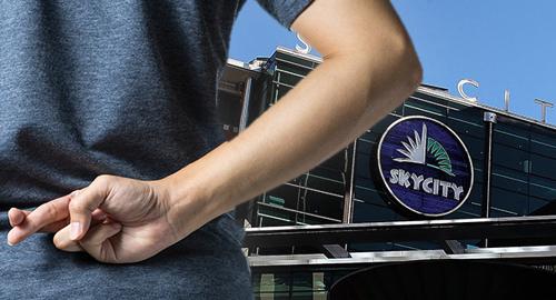 SkyCity staffer's six-figure pledge to VIP gambler costs him his job