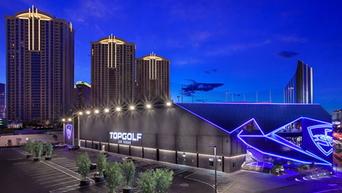 Tiger Jam hosts epic post-party celebration at Topgolf Las Vegas
