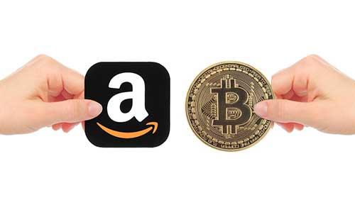 Amazon Bitcoins