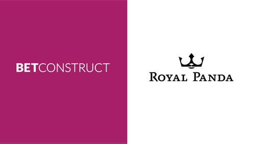 BetConstruct strikes a deal with Royal Panda