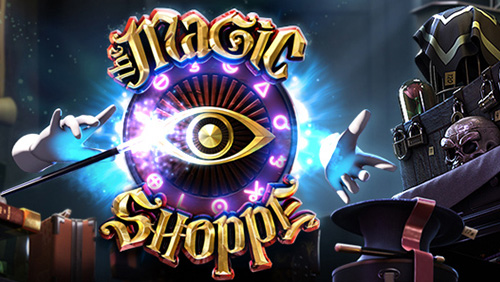 Betsoft Gaming opens the doors of the MAGIC SHOPPE