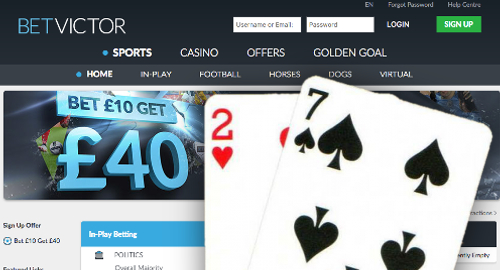 BetVictor decides online poker just isn't worth it