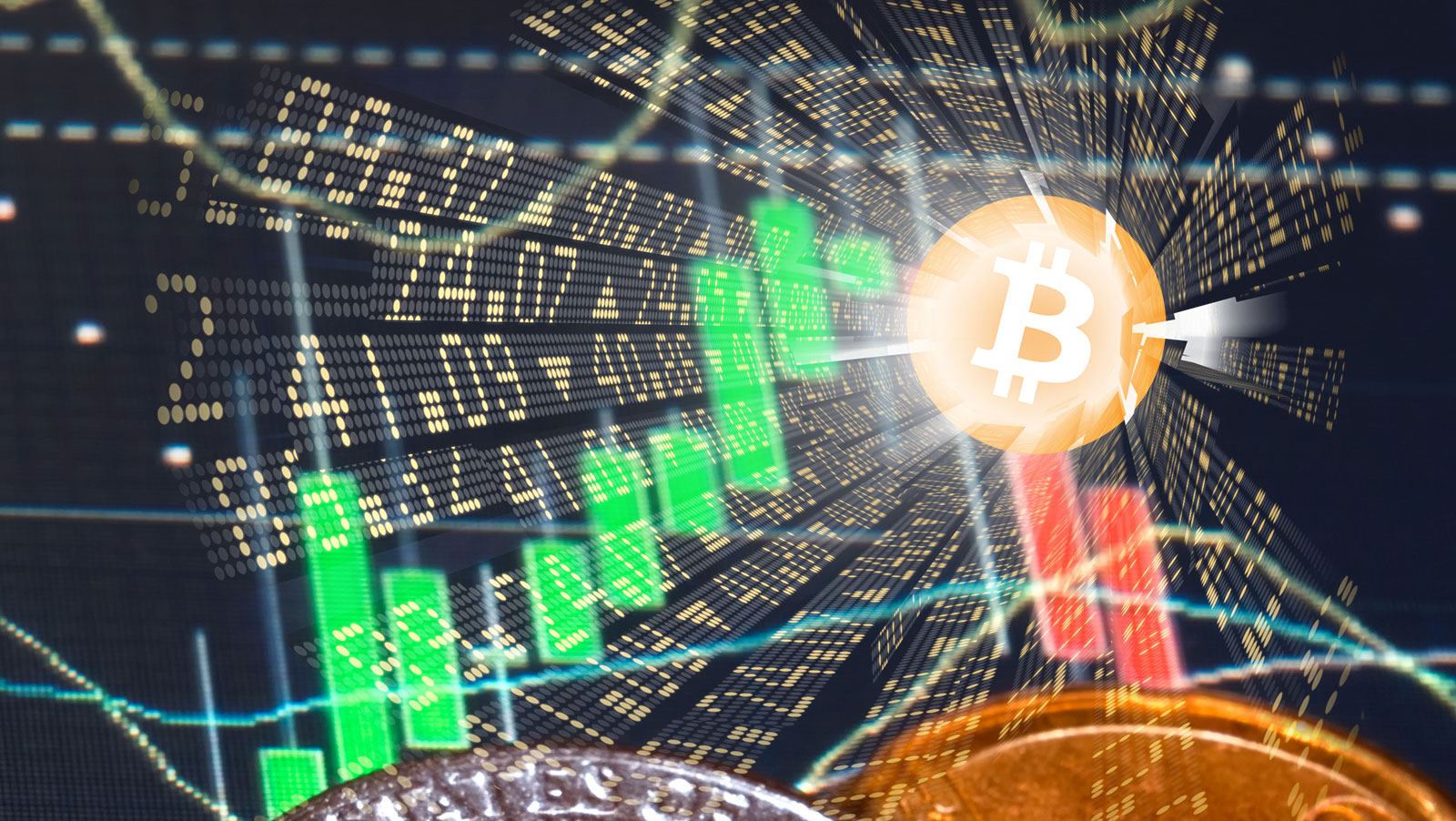Bitcoin's bull run sends digital currency past $3,000 milestone