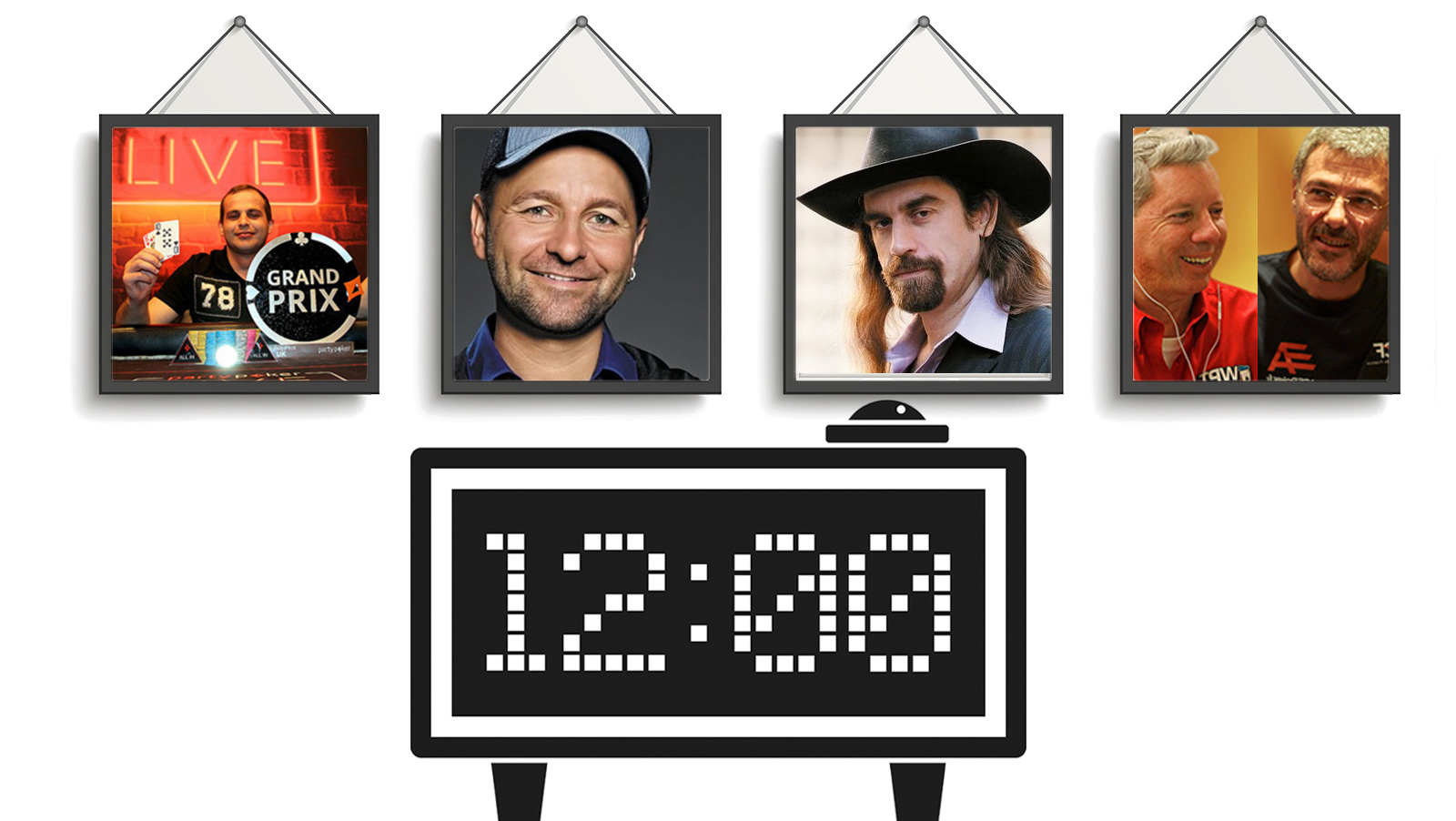 Calling the Clock: Jesus in POY contention; Party button ante; and more