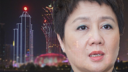 Daisy Ho receives 3M share options from SJM Holdings
