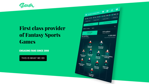 DFS: Swush signs deal with The Danish National Football Association
