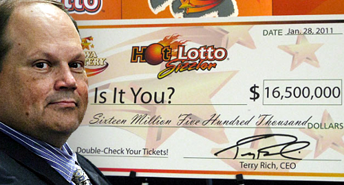 Multi-State Lottery fraudster Eddie Tipton finally admits his guilt
