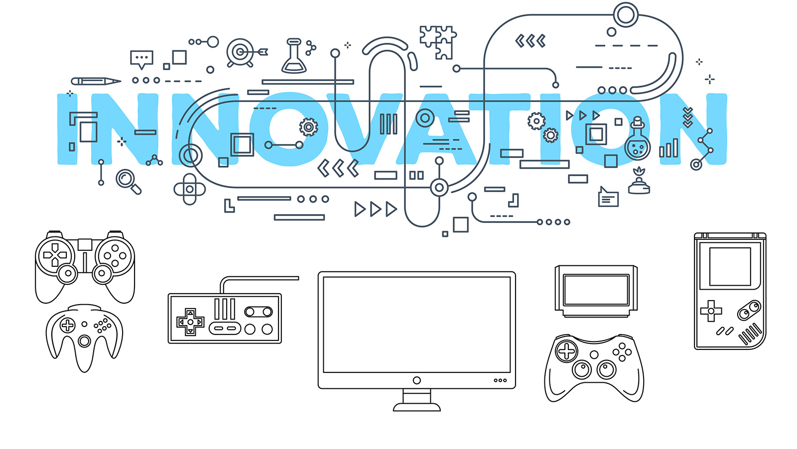 Frank Schuengel: gaming industry too lazy to innovate