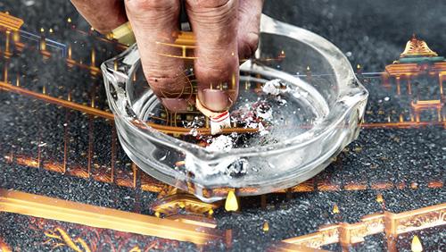 Health Bureau probes Galaxy Macau over possible smoking ban violation