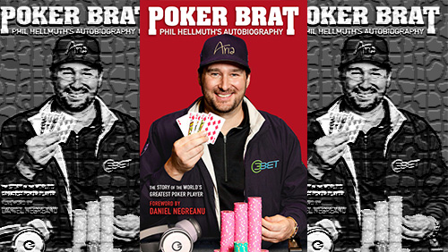 Hellmuth launches Poker Brat; Beth Shak hacked, topless photos stolen