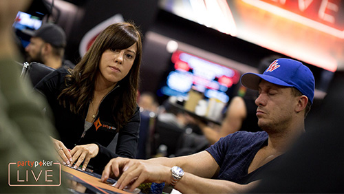 Kristen Bicknell joins partypoker to spread the gospel throughout Canada