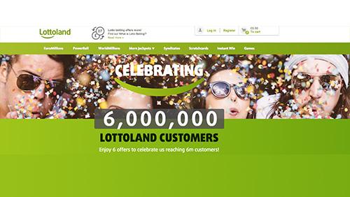 Lottoland celebrates six million customers