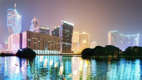 Macau gaming tax revenue reached $4.64B in Jan-May 2017
