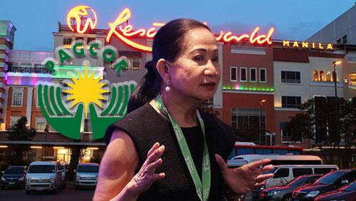 PAGCOR chief calls for calm amid 'isolated' Resorts World Manila attack