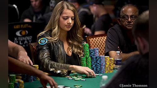 Poker routines episode #4 888Poker Ambassador Sofia Lovgren
