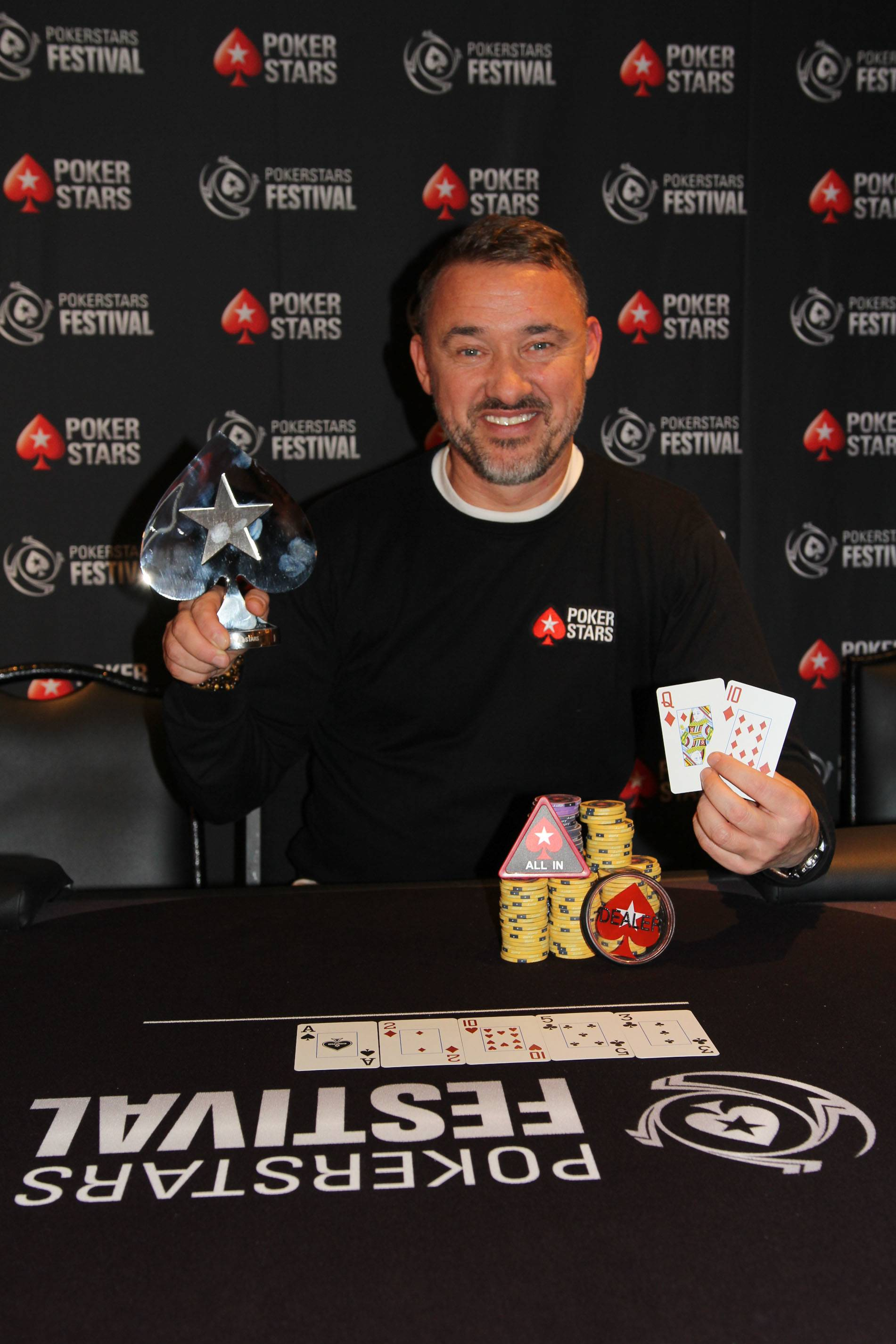 PokerStars & BetStars Stephen Hendry on snooker, gambling & food