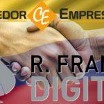 R Franco Digital makes Colombia play via Corredor Empresarial deal