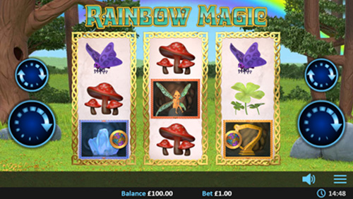 Realistic Games conjures up Rainbow Magic