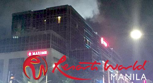 UPDATED: Resorts World Manila casino attack a suspected robbery