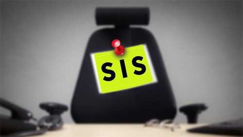 SIS CEO announcement