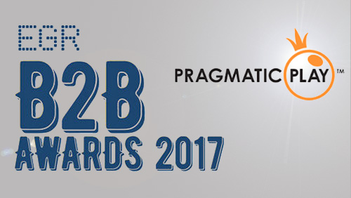 Star quality: Pragmatic Play wins prestigious B2B award