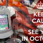 """UK gov't gambling review delayed until October """"at the earliest"""""""