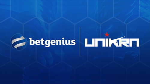 Unikrn and Betgenius partner to create immersive live esports betting platform