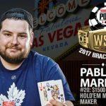 WSOP Review: Mariz the Millionaire & Buchwald's barmy bracelet