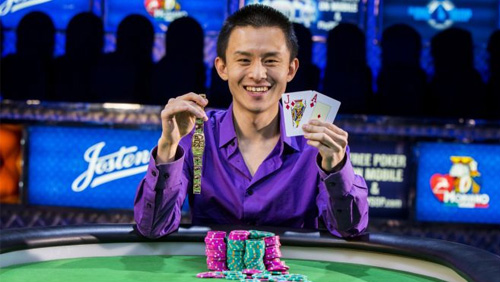WSOP Review: Two for Ben Yu; first for Frank