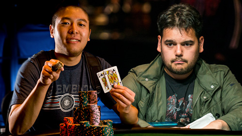 WSOP Review: Yoon and Yockey win bracelets in the MONSTER STACK and PLO