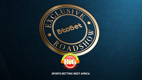 17-19 July, BtoBet plans its roadshow in Lagos during the sports betting west Africa Summit - Nigeria