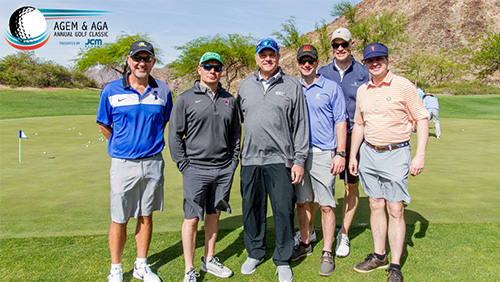 19th Annual AGEM/AGA Golf Classic Presented by JCM Global Breaks Fundraising Records, Brings in $155,000