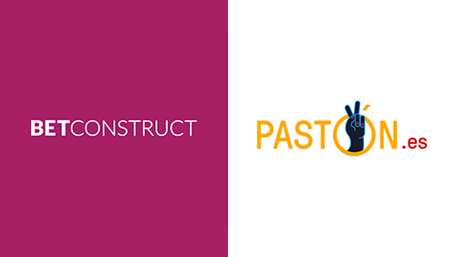 BetConstruct live in Spain with PASTÓN.es
