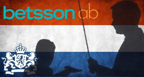 Betsson urges European Commission to spank Netherlands