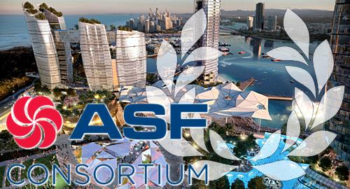 ASF Consortium in talks with Caesars re Gold Coast casino