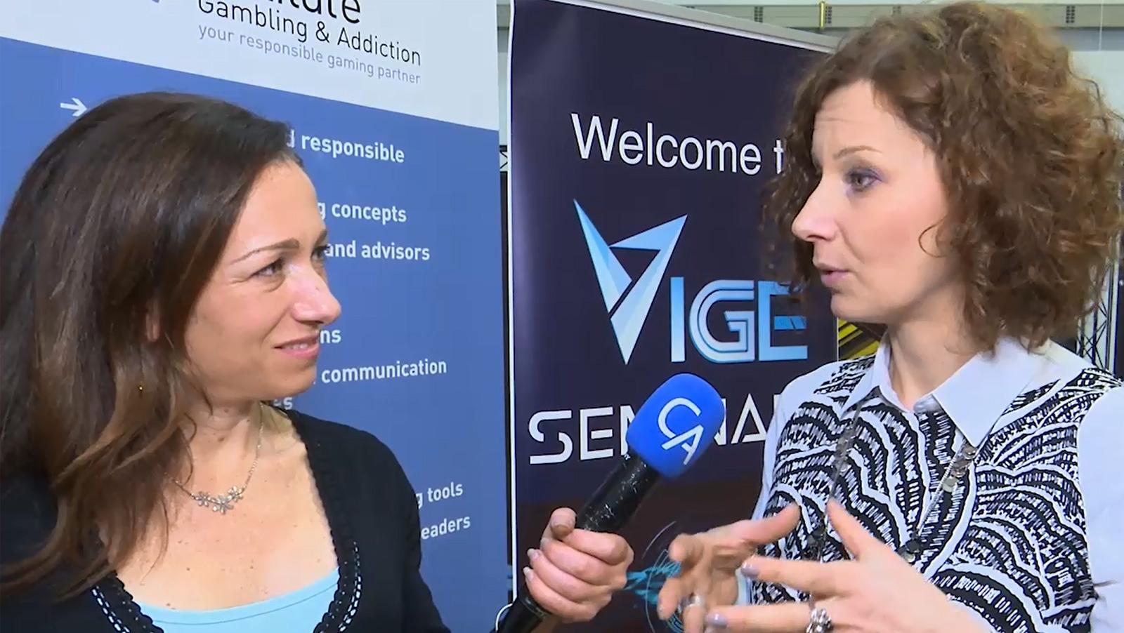 Kostandina Zafirovska: Artificial intelligence helps tailor fit gambling offerings