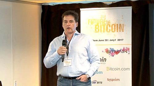 Craig Wright: Bitcoin Community should start acting like one