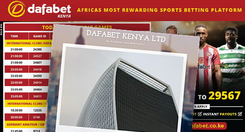 dafabet-kenya-name-infringment-lawsuit