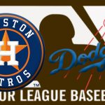 Dodgers, Astros lead way on MLB Pennant odds at break