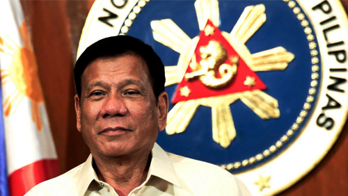 Duterte quits online gambling nitpicking in new state address