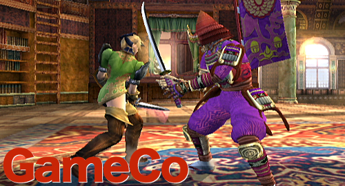 Gamblit skill games in Oklahoma; GameCo ink Soulcalibur II deal